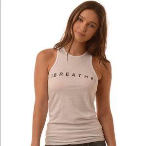 Good hYOUman breathe tank top high neck for trade
